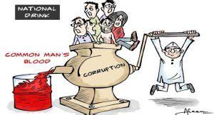 Corruption bribery essay